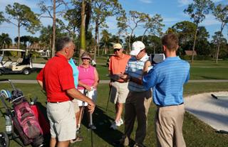 Glades golf clinic