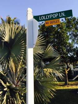 Lollypop private street